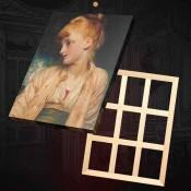 油畫木框系列